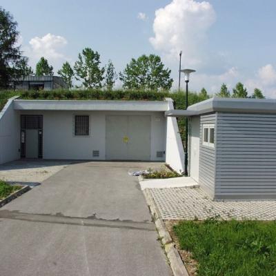 Skladišče NSRAO v Brinju