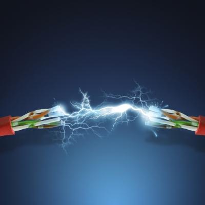 Električna energija, tok, naboj