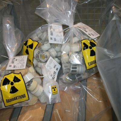Radioaktivni odpadki v Sloveniji
