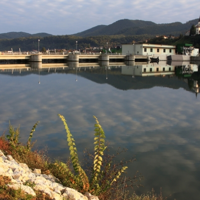 O hidroelektrarnah na spodnji Savi
