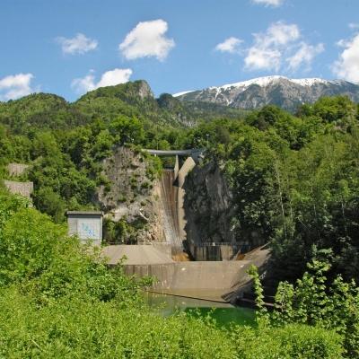 Hidroelektrarna Moste