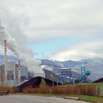 Termoelektrarna na premog