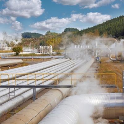 Kako deluje geotermalna elektrarna?