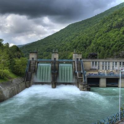 Pretočno-akumulacijska hidroelektrarna
