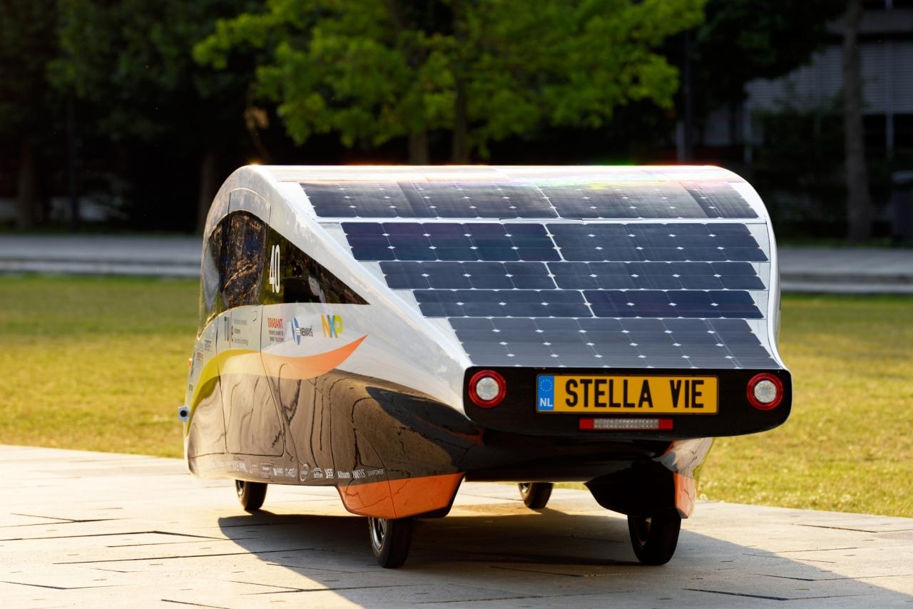 Avtomobili na sončni pogon