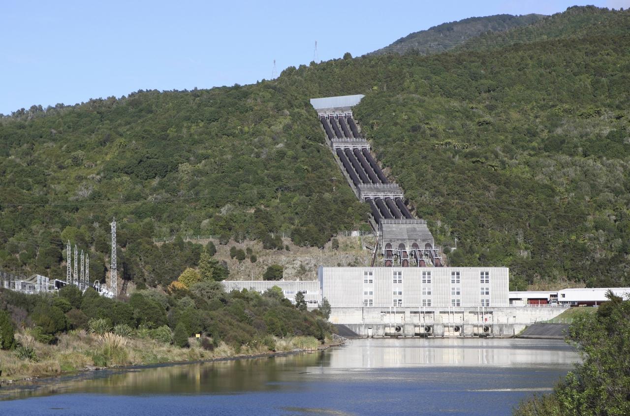 Črpalne hidroelektrarne pomembne pri prehodu na čisto energetsko oskrbo