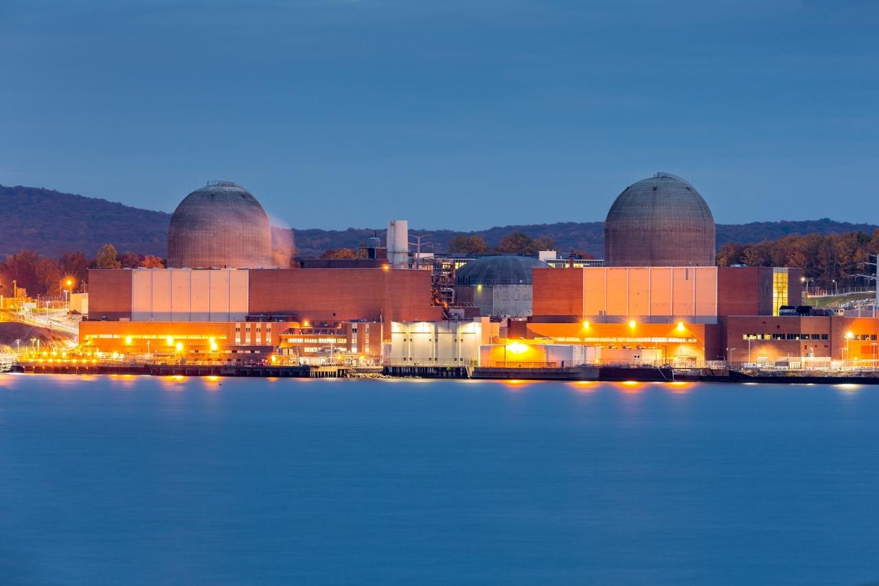 Dvanajst ameriških držav proizvede več kot 30 % električne energije iz jedrske energije