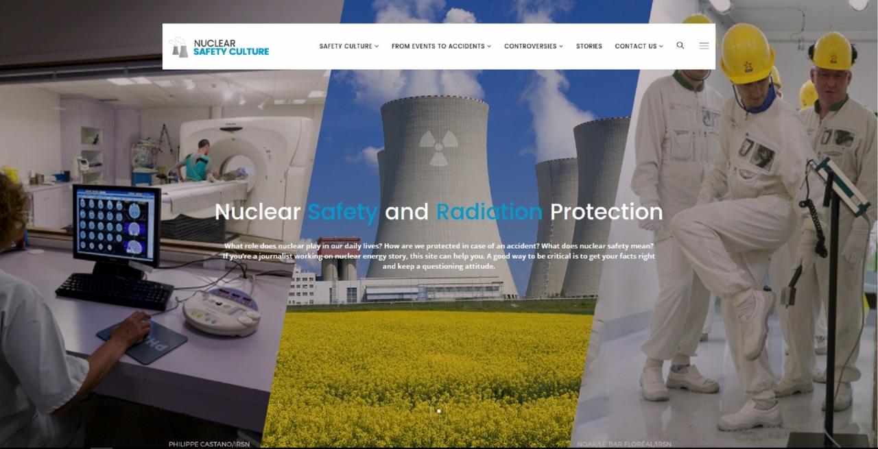 ENEN v sodelovanju z znanstvenimi novinarji spodbuja razumevanje jedrske tehnologije