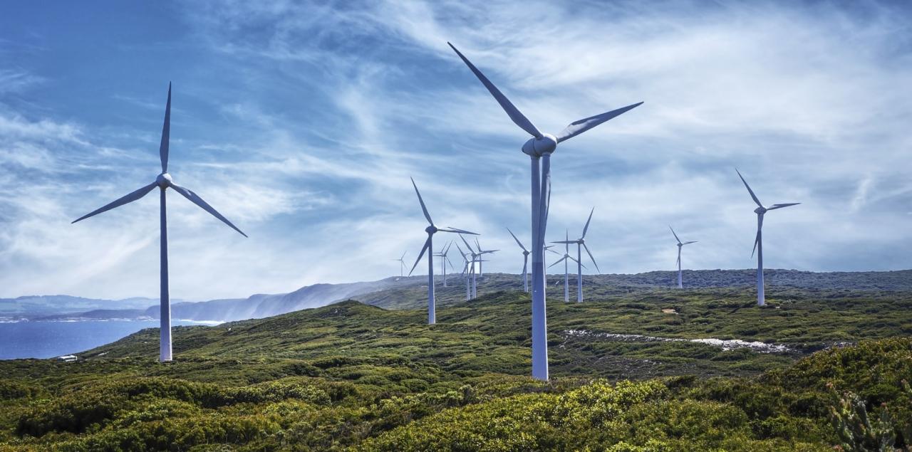 Evropa z manj zmogljivostmi vetrnih elektrarn