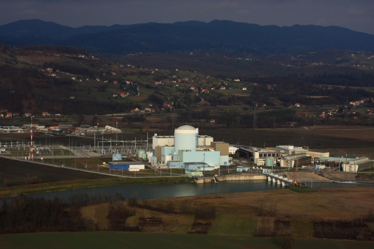 Jedrska energija je bistvena za brezogljično družbo