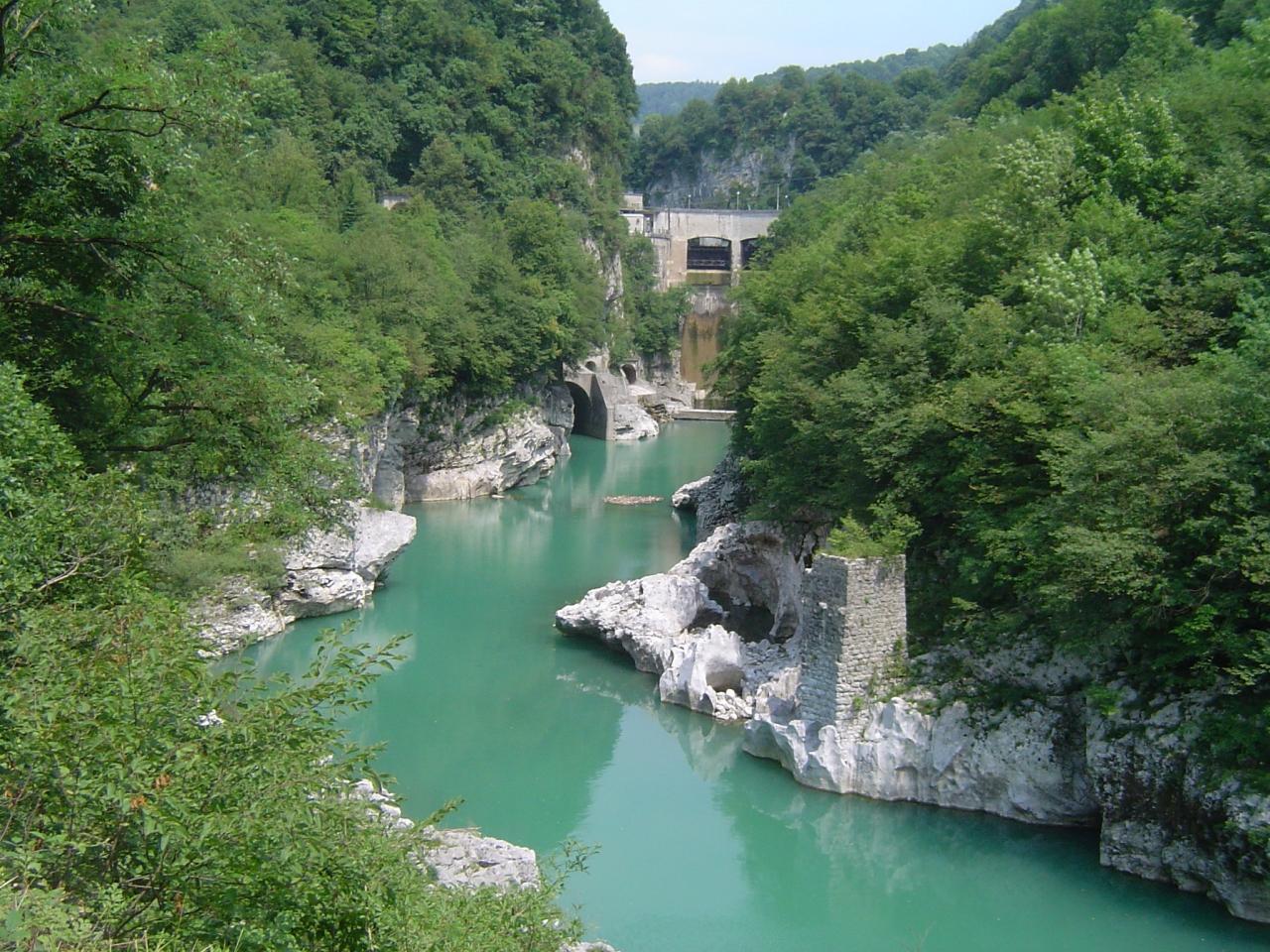 Hidroelektrarna Doblar
