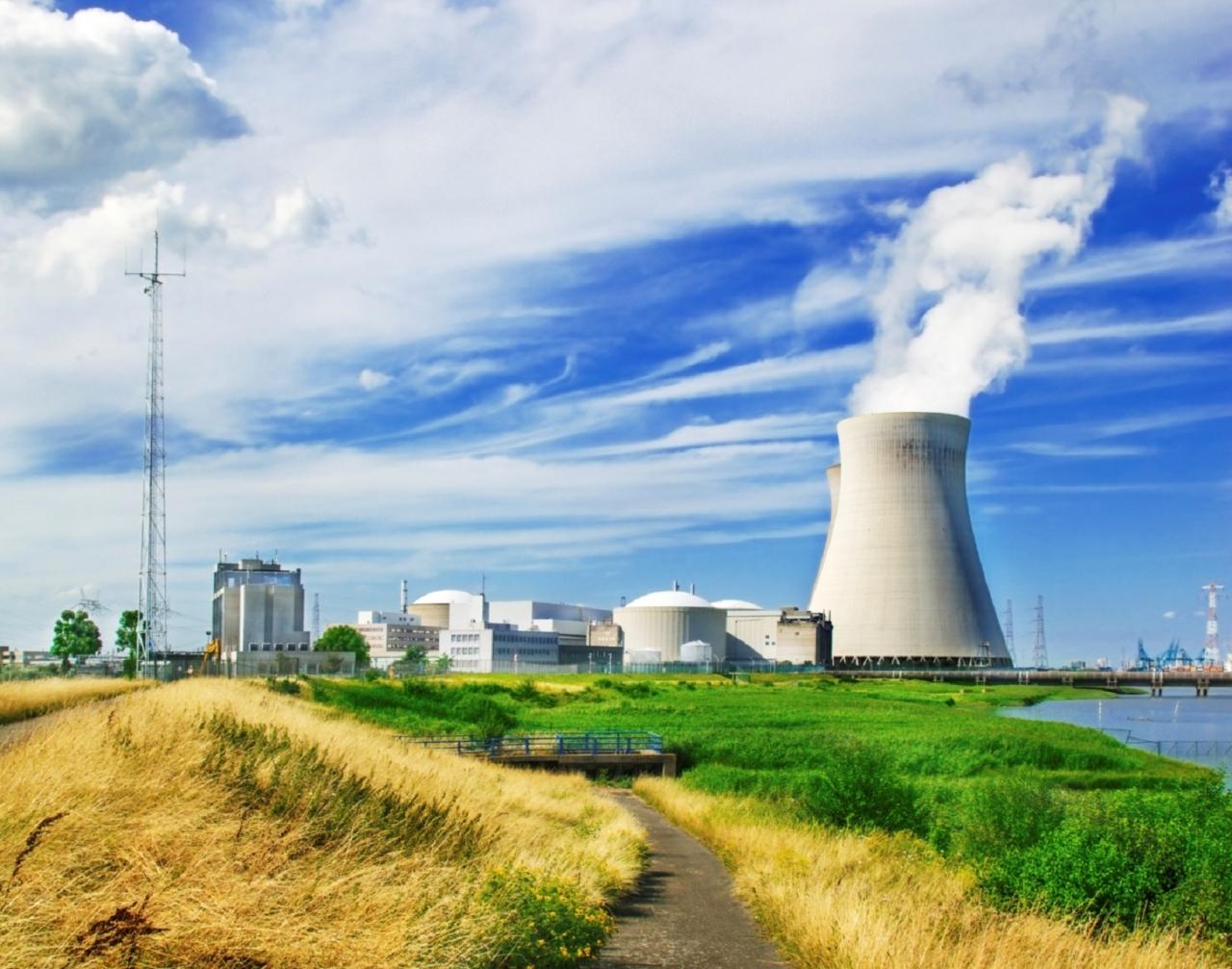 Jedrska energija bi Nemčiji in Kaliforniji prinesla popolno dekarbonizacijo proizvodnje električne energije