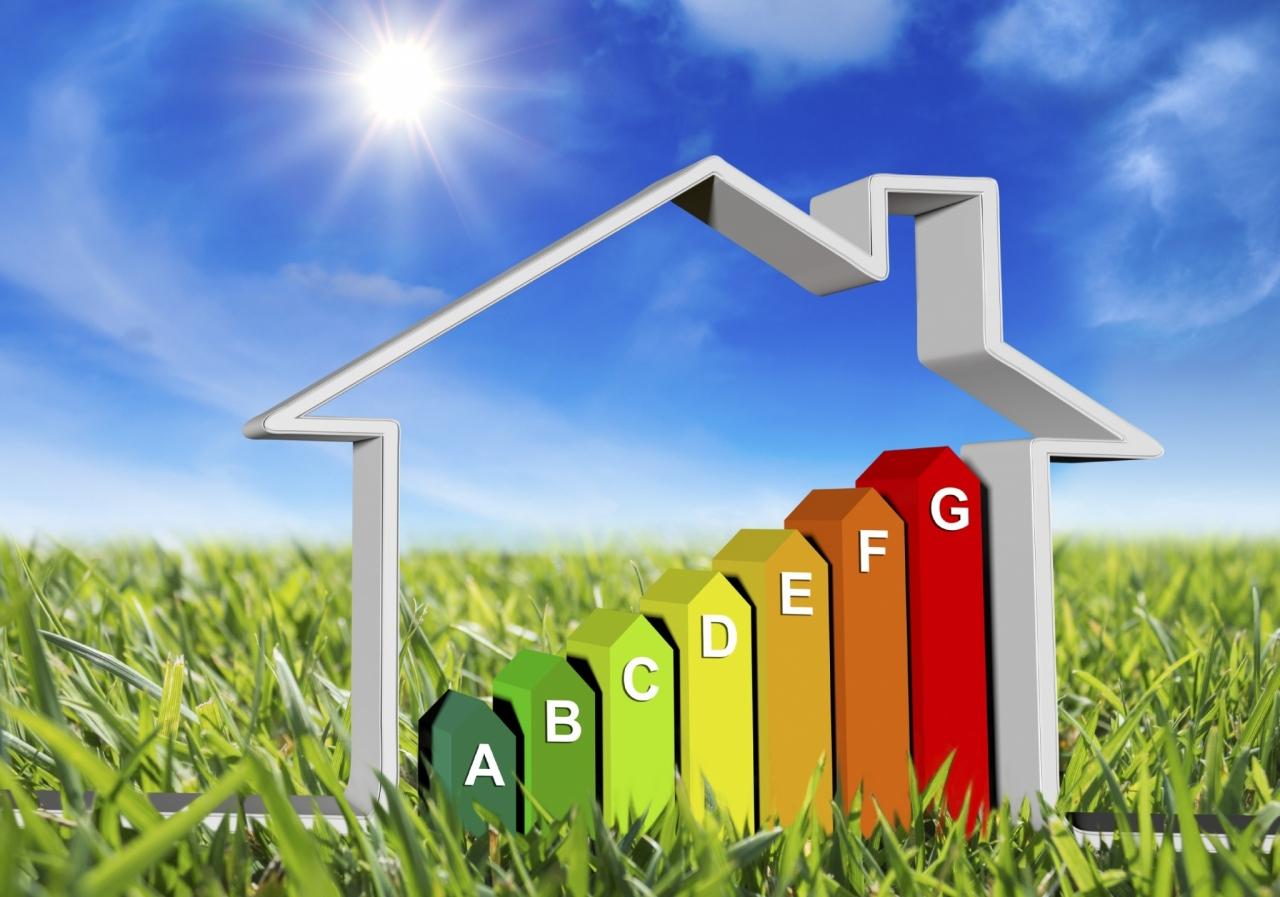 Kako energetsko učinkovita so slovenska gospodinjstva?