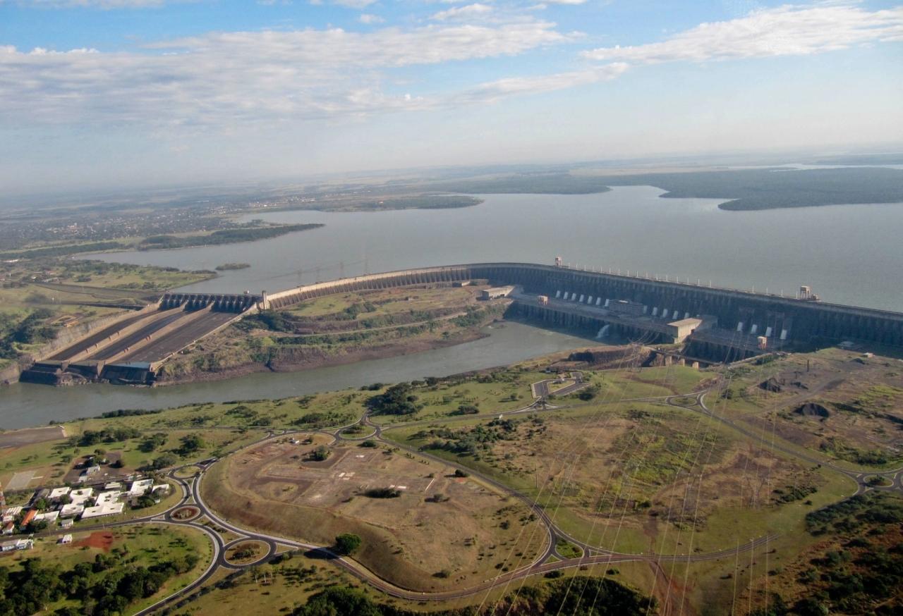 Največja hidroelektrarna na svetu