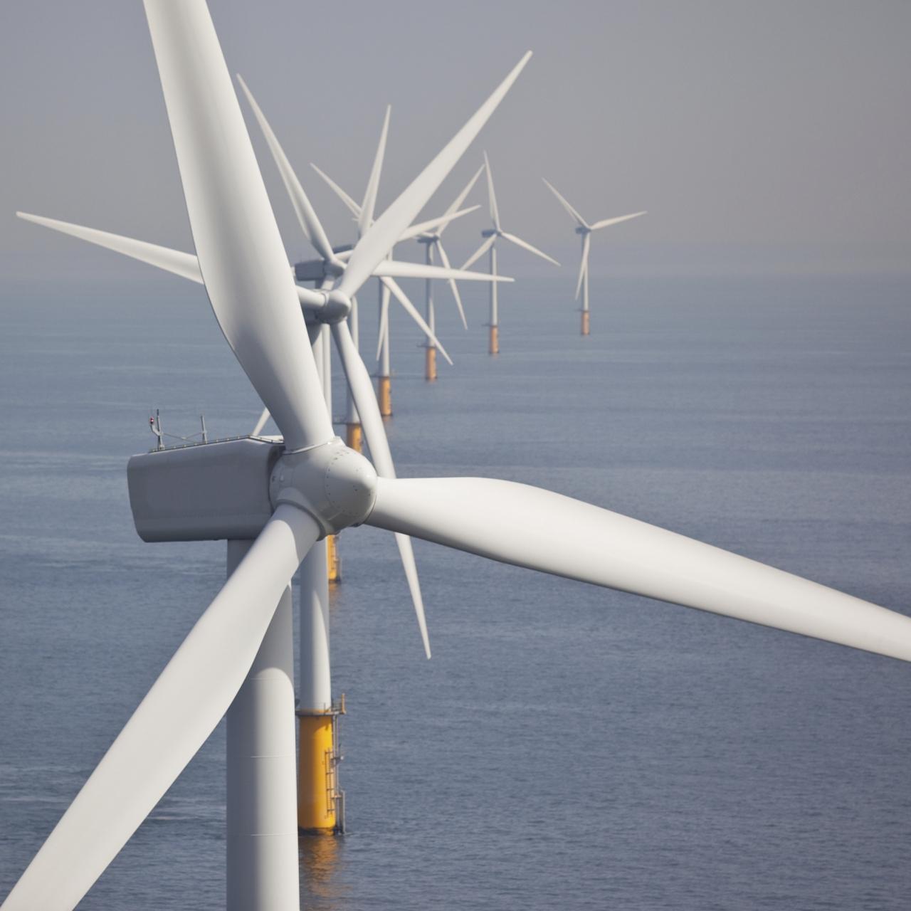 Največje vetrnice na svetu pričele s proizvodnjo