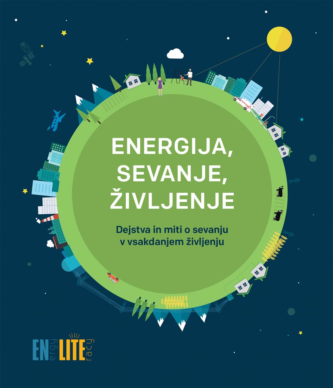 Novo izobraževalno gradivo: Energija, sevanje, življenje