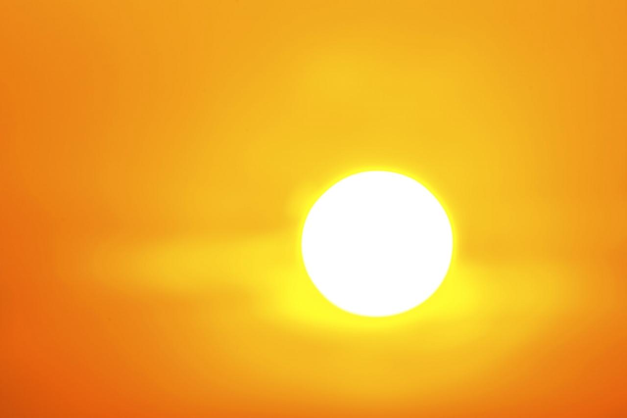 Podnebne spremembe bodo vplivale na izhodno moč fotovoltaičnih celic