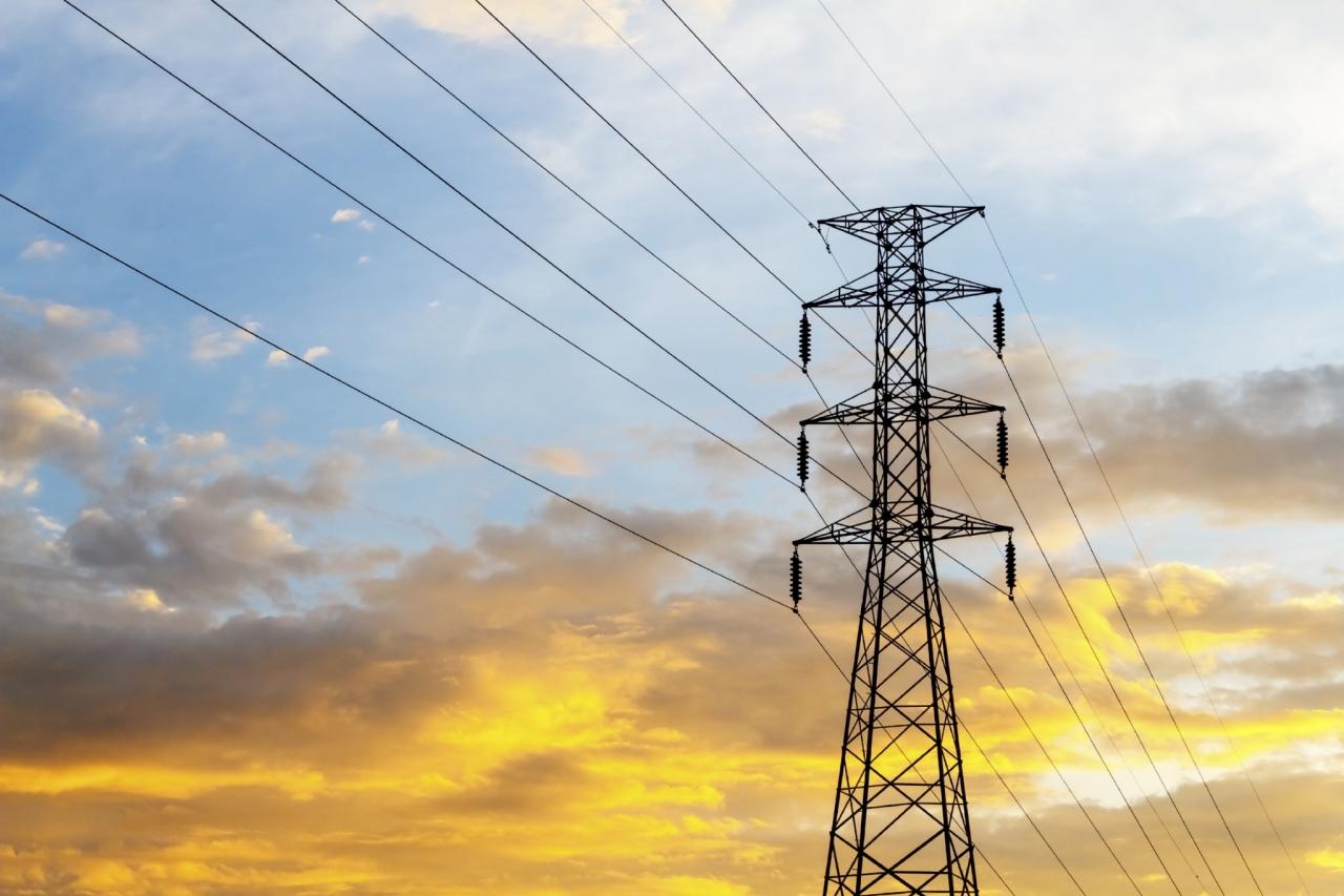 Preizkušanje globalnega elektroenergetskega omrežja