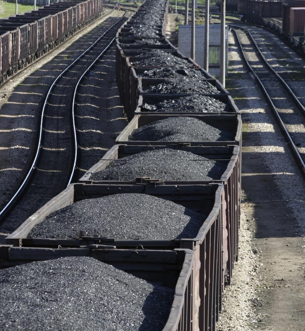 Zastoj povpraševanja po premogu