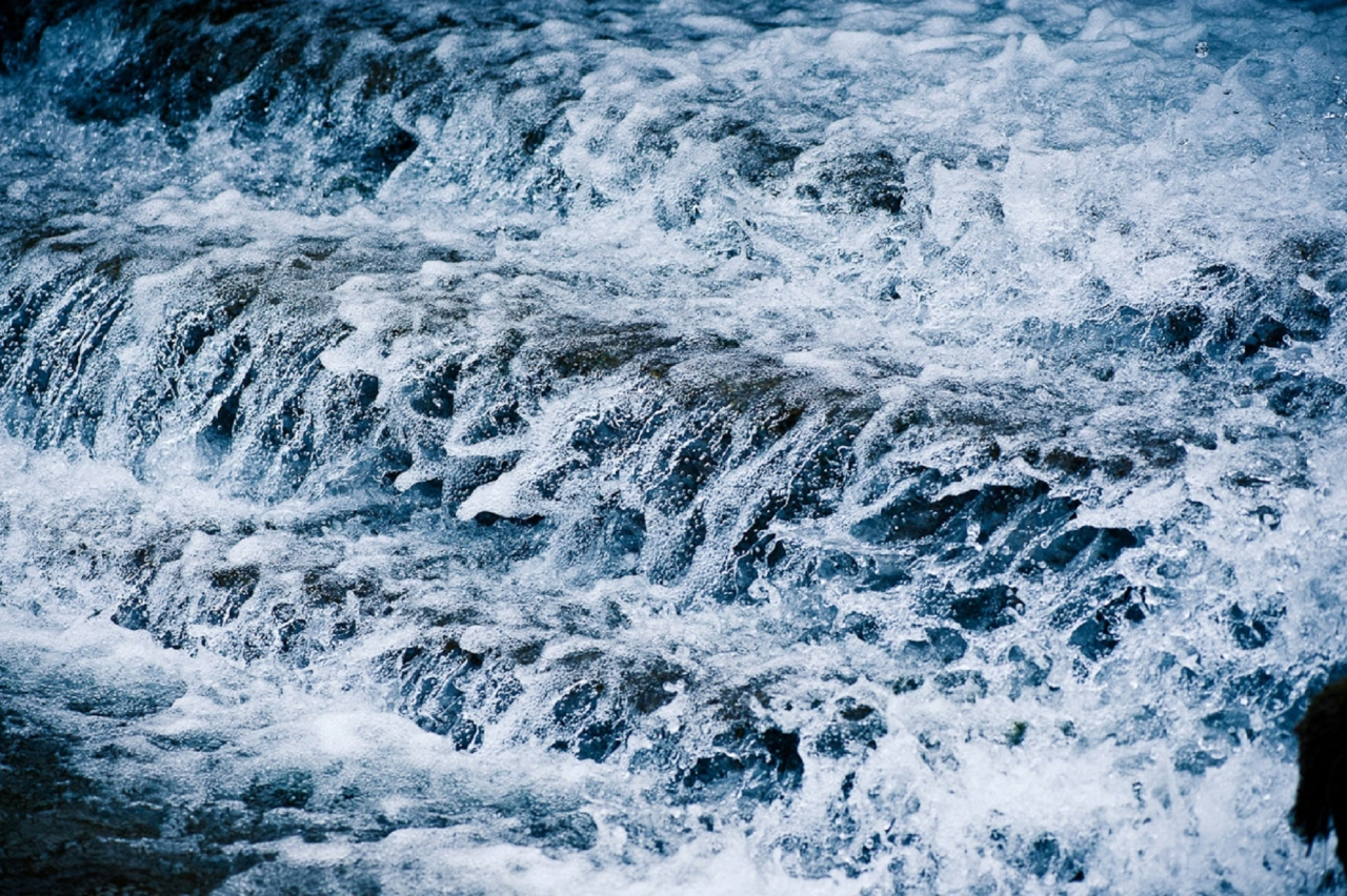 Proizvodnja energije ob izlivu reke v morje