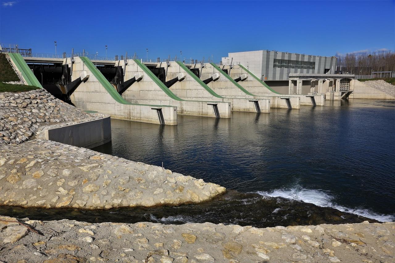 Proizvodnja hidroelektrarn v prvih treh mesecih nad pričakovanji