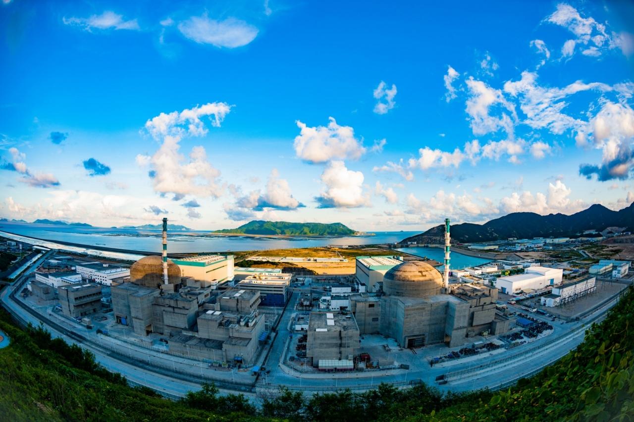Prvi EPR jedrski reaktor začel s komercialnim obratovanjem (Foto: l'EnerGEEK)