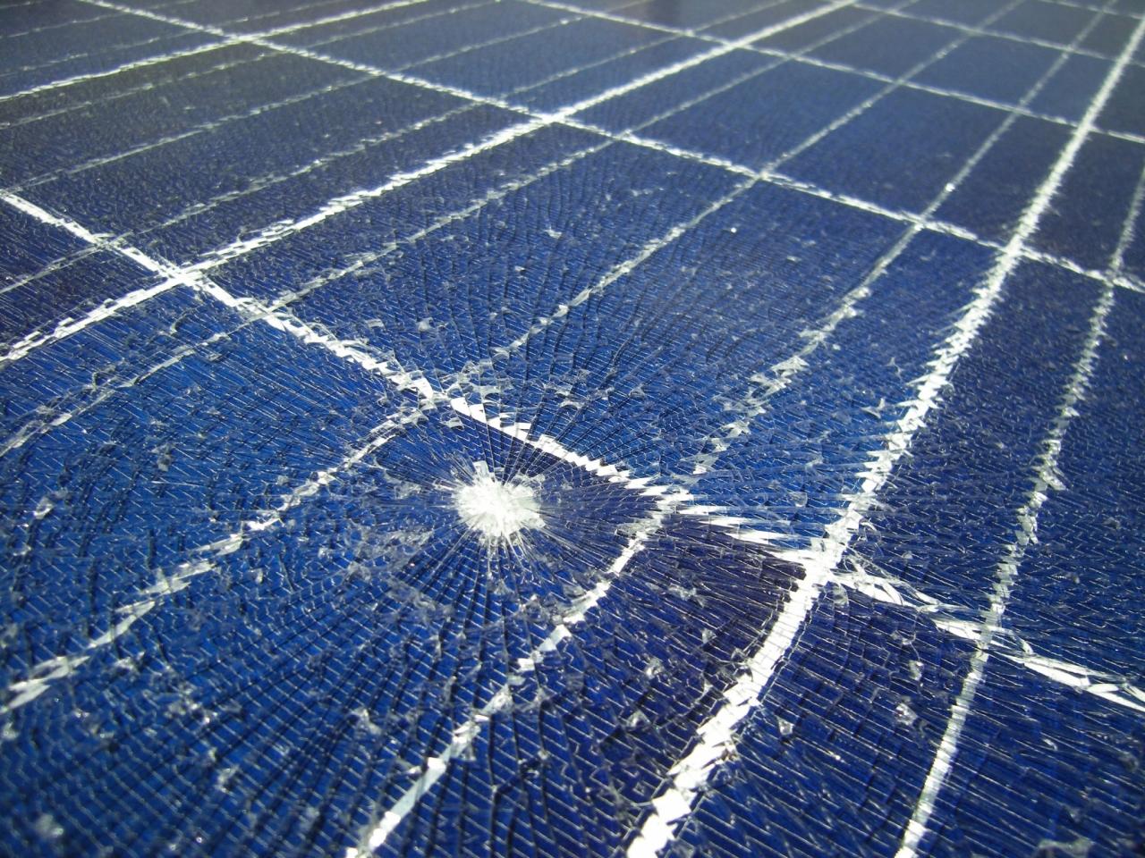 Ravnanje z odpadki iz fotovoltaike