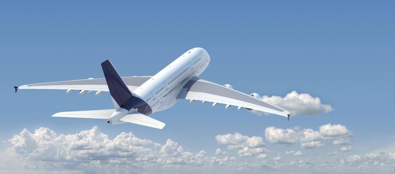 Razvoj potniških letal na električni pogon