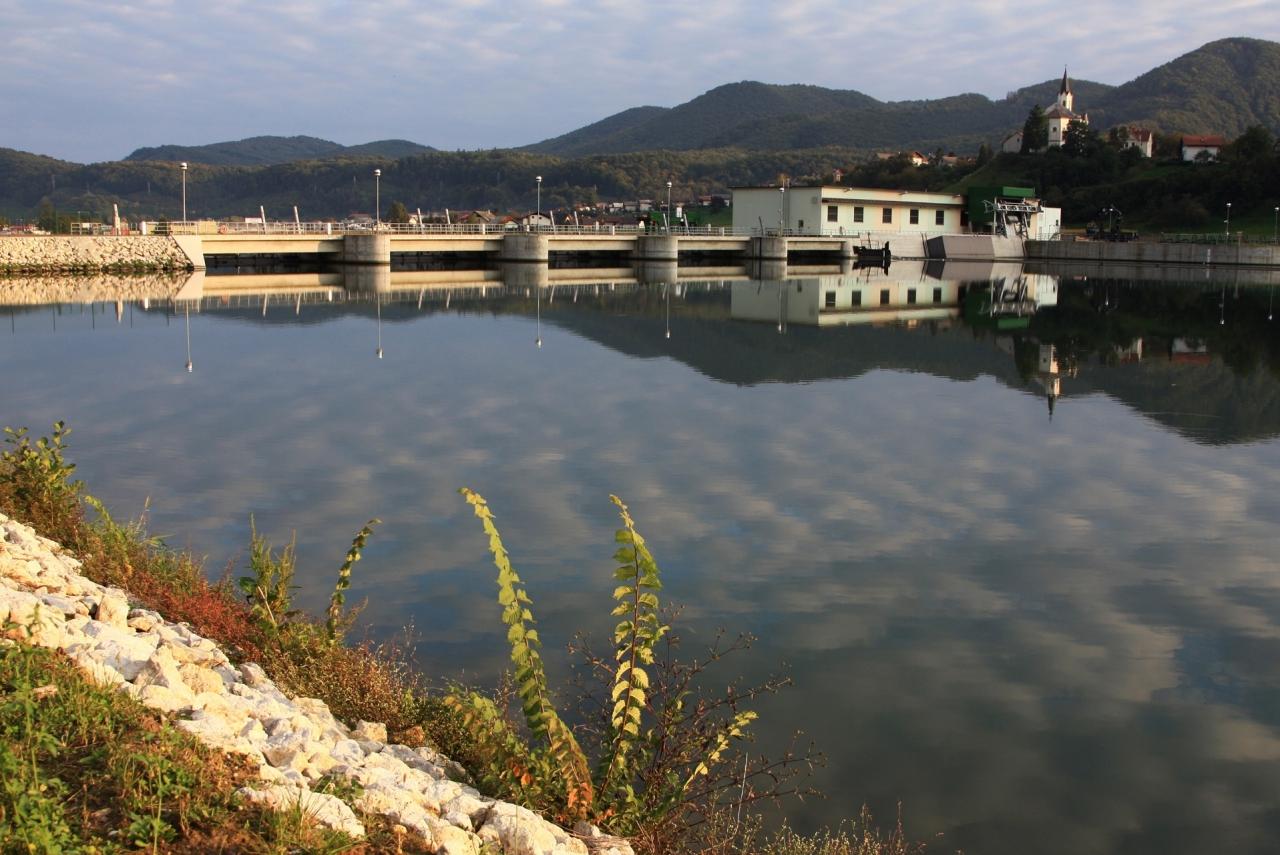 Slovenija brez hidroenergije ne bo dosegla ciljev OVE