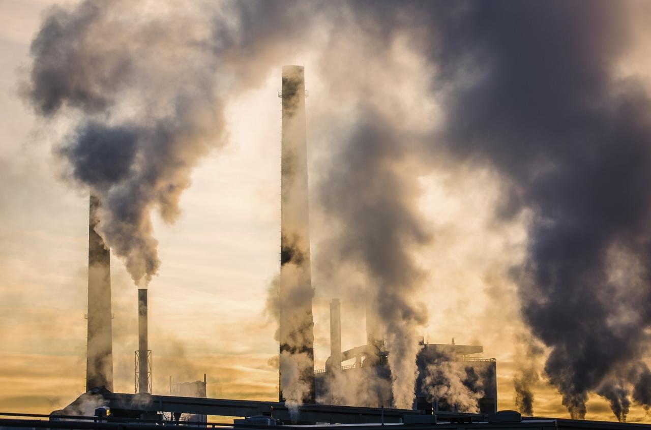 Trend upadanja novih elektrarn na premog