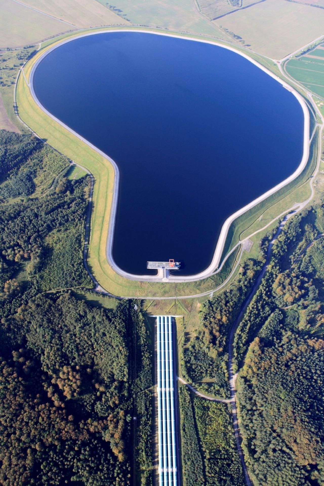 Uporaba zapuščenega rudnika kot hidroelektrarne