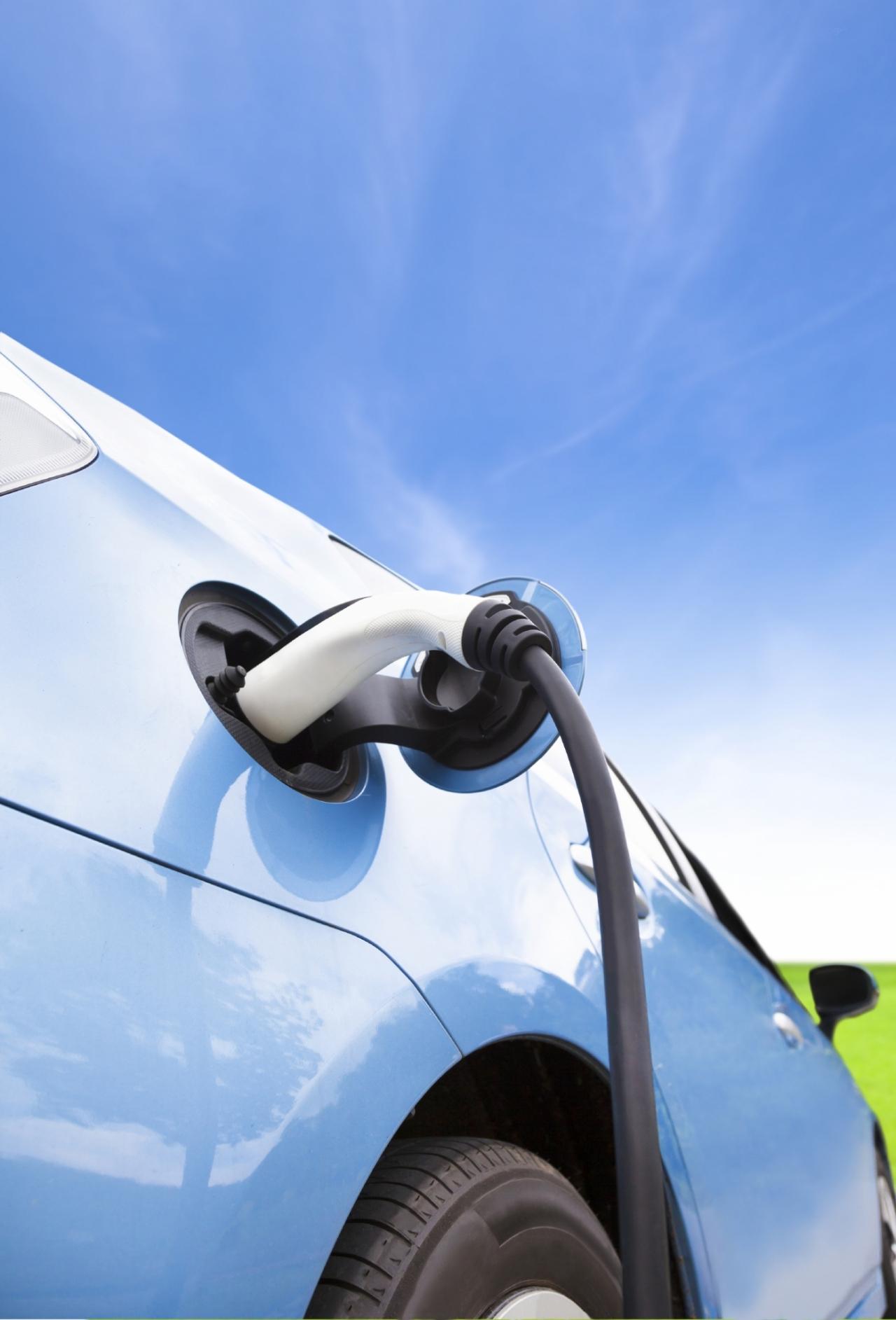V letu 2016 električna vozila dosegla nov rekord