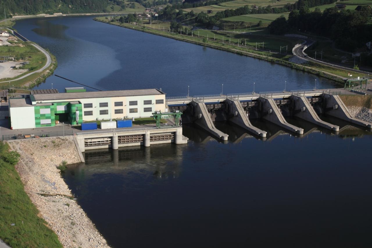 V oktobru slovenske hidroelektrarne proizvedle več energije