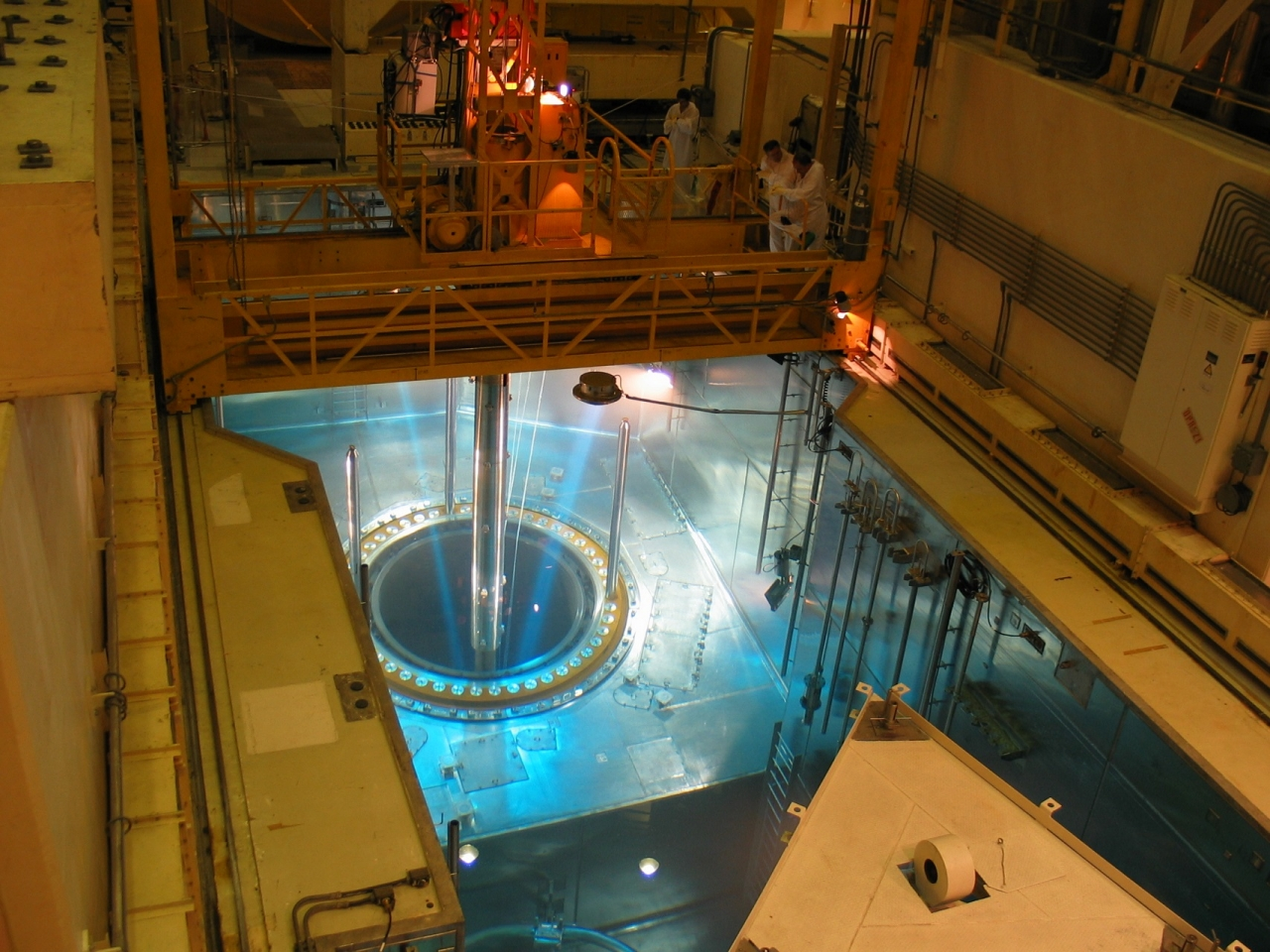 V omrežje vključen prvi EPR jedrski reaktor