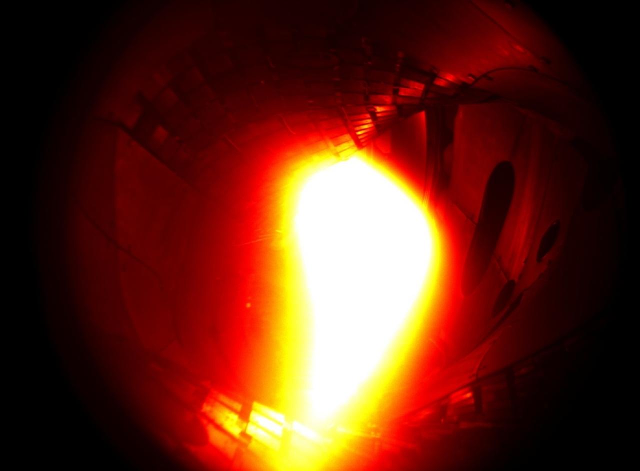 Stellarator nemškega Inštitututa Max Planck